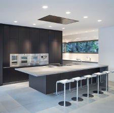 Beleuchtung einer modernen Küche