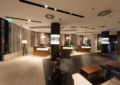Hotel Beleuchtung 2