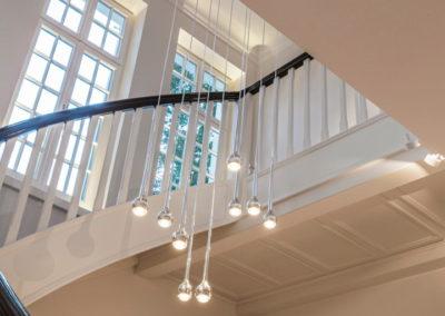 Treppenhaus Beleuchtung 1