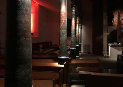 Kirchen-Beleuchtung